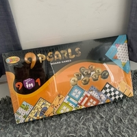 Used PEARL 9in1 BOARD GAME in Dubai, UAE