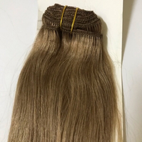 New clip in rimy hair 18""