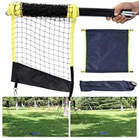 Used Portable beach volley ball net band new in Dubai, UAE