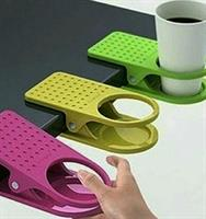 Cup Holder Table
