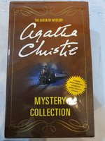Used Agatha Christie mystery collection 4book in Dubai, UAE