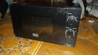 Used MICROWAVE OVEN BLACK & DECKER in Dubai, UAE