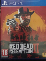 Used Red dead redemption 2 PS4 CD in Dubai, UAE