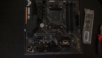 Used * Shorted * Asus Tuf B450M Plus in Dubai, UAE