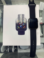 Smart watch with heart rate sensor