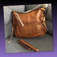 Used LEATHERETTE SHOULDER/ HAND BAG in Dubai, UAE