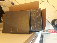 Used Box Files for office n Aftron Dry Iron in Dubai, UAE