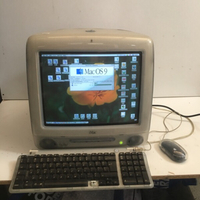 2001 model imac in working conditions