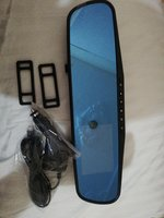 Used mirror-Dvr car camera Hd mirror in Dubai, UAE