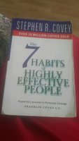 Used The 7 habits in Dubai, UAE