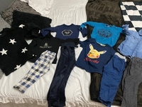 Used Boy 2-4 year old clothes bundle branded in Dubai, UAE