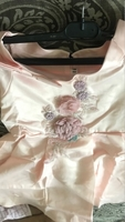 Used Baby girl 8-10 yrs dress with necklace in Dubai, UAE