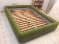 Used Bed Frame (double size) in Dubai, UAE