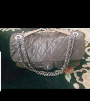 Used AUTHENTIC Chanel Cowboy Large Bag in Dubai, UAE