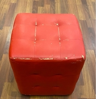 Used Red small chair from IKEA in Dubai, UAE