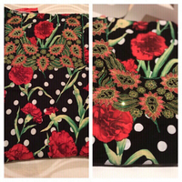 Used Italian silk haute Fabric for dress  in Dubai, UAE