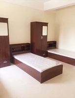 Used Bunk bed new mattress 0555091489 in Dubai, UAE