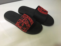 Used Versace slippers size 39 new in Dubai, UAE