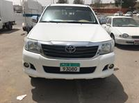 Used Toyota Hilux Disesl Call +971506161235 in Dubai, UAE
