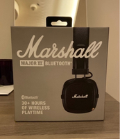 Used Marshall Major III Bluetooth Headphones in Dubai, UAE