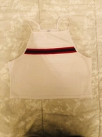 Used Forever21 Tommy Hilfiger Inspired Top in Dubai, UAE