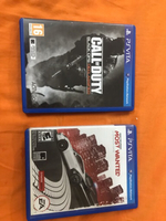 Used 2   ps vita games    Orginal  in Dubai, UAE