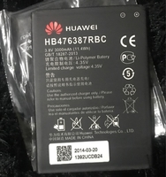 Used Huawei G750 battery 3000mah in Dubai, UAE