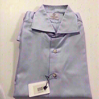 Used Cordone blue shirt 👔 size 43 in Dubai, UAE