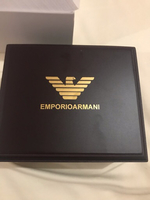 Used Emporio Armani Silver Watch brand new  in Dubai, UAE