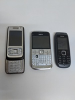 Used 3 pcs Nokia * dead / broken * in Dubai, UAE