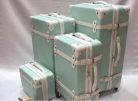 Used 4 pcs trolley bag  in Dubai, UAE