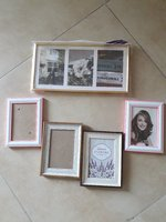 Used 5 photo frames, new in Dubai, UAE