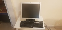 Used HP L1706 Display screen with Key Board in Dubai, UAE