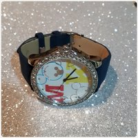 Micky mouse watch fashion