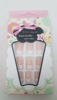 Used Half Cover French Nails Tips set in Dubai, UAE