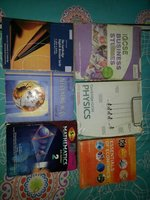 Used Olevel IGCSE , GCE Books in Dubai, UAE