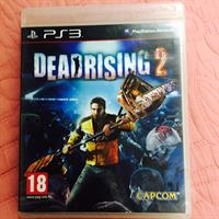 Ps3 CD Dead Rising