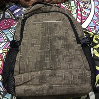 Used Casual canvas unisex backpack  in Dubai, UAE