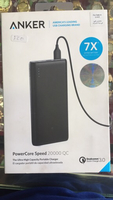 Used ANKER POWER BANK 20000QC new orginal in Dubai, UAE