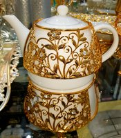 Used Tea pot set pcs in Dubai, UAE