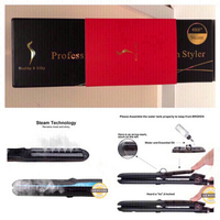 Professional✨hair saloon steamer styler