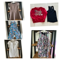 Used Bundle Zara clothes for girl in Dubai, UAE