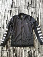 Used Adidas (M) jacket black in Dubai, UAE