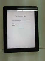 Used Ipad 2 16gb * iCloud locked* with box in Dubai, UAE
