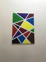 Used Acrylic canvas wall painting  in Dubai, UAE