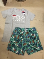 Used Large set (tshirt & short) in Dubai, UAE