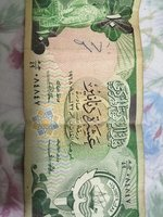 Used Old currency in Dubai, UAE