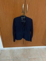 Used Zara, navy blue jacket  in Dubai, UAE