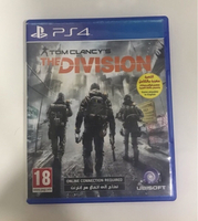 Used TOM CLANCY'S THE DIVISION (Ps4) in Dubai, UAE