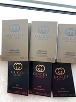 AUTHENTIC Gucci 2 fragrances 9 ML